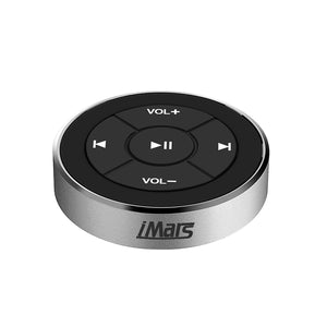 iMars™ BT-005 12M Car bluetooth Receiver Media Button Series Remote Control Smartphone Audio Video