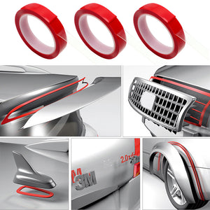 3m Double Sided Adhesive Tape Acrylic Gel Transparent Glue Sticker for Car Home Decoration Fixed