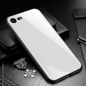 Cafele 6D 0.7mm Ultra-thin 9H Clear Tempered Glass Protective Case For iPhone 8/8 Plus/7/7 Plus