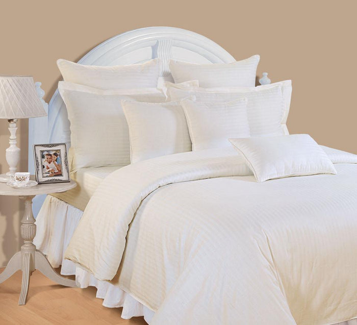 CANOPUS IVORY DUVET COVER