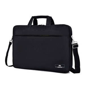 New Men's Laptop Bag Korean Waterproof Oxford Cloth Neutral Large Capacity Handbag Shoulder Backpack Business Travel Bag