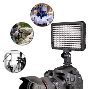 PT-176 Photography Light Lamp for Canon Nikon Pentax DV Camcorder Digital SLR Camera