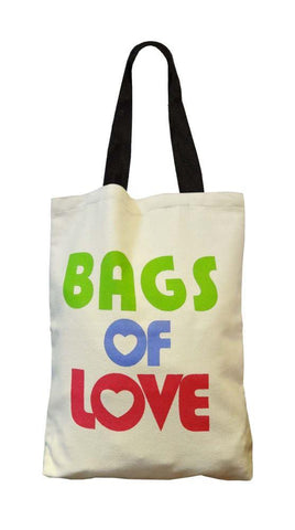 BAGS OF LOVE TOTE BAG
