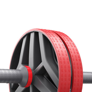 FED Anti-skid Abdominal Wheel Roller Muscle Trainer