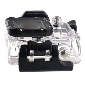 Plastic 35m 45m Under Water Waterproof Case Housing Lock for Gopro HD Hero 2 3 3 Plus