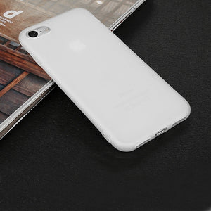 Bakeey Candy Color Matte Soft Silicone TPU Case for iPhone 6/6s