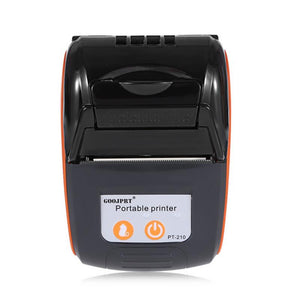 GOOJPRT 58MM Wireless Portable bluetooth Thermal Receipt Printer Machine For Windows Android iOS