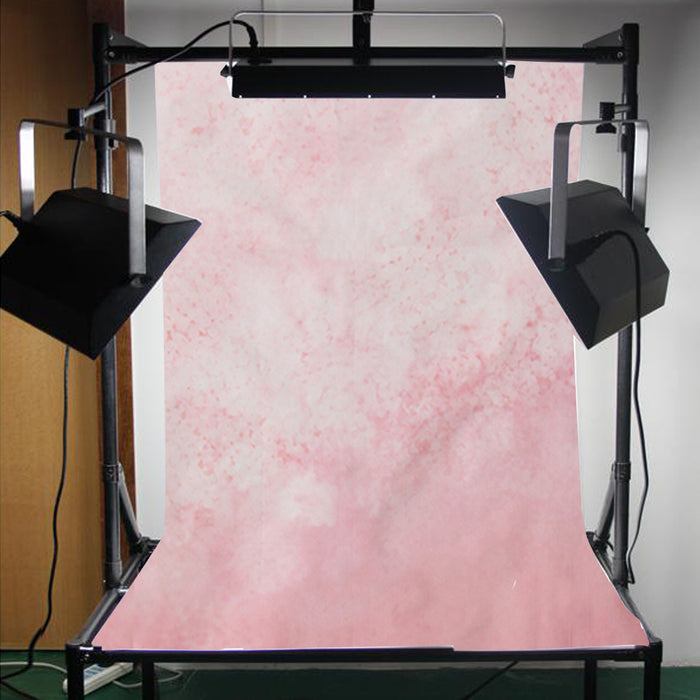 3x5ft Vinyl Background Cloth Fuzzy Flowers Baby Photography Photo Studio Props