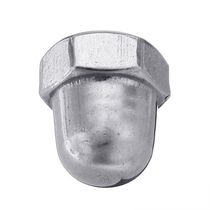 M5 Metric DIN1587 Stainless Steel Acorn Nut Hexagon Dome Cap Nut Round Head Cover Nut for Camera