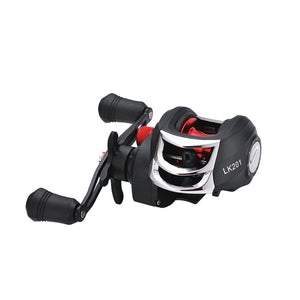 ZANLURE High Speed 7.2:1 Ratio 17+1 Ball Bearings Fishing Reel Magnetic Brake (R)