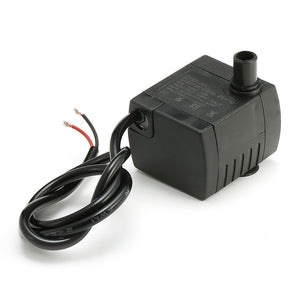 Gardening DC 12V Water Pump Mini Brushless Fountain Cycle Pump