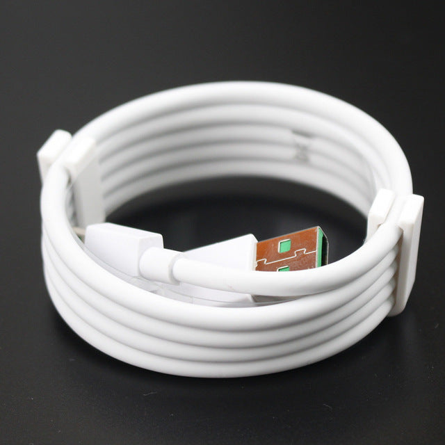 Original AK779 VOOC 5V 4A Micro USB Data Cable for Oppo R7/R7T/R7 PLUS/R9/R9 PLUS/Find 7