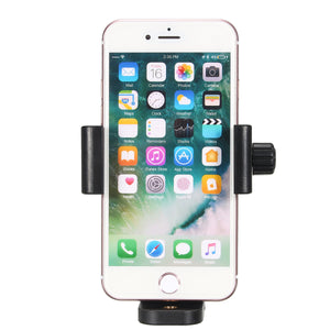 Universal 360° Rotation Tripod Holder Mount Clip Bracket Stand for Mobile Phone