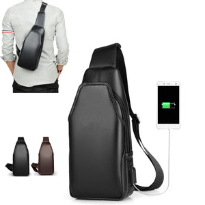 Men Crossbody chest bag