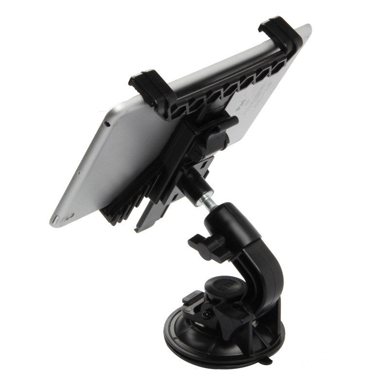 Universal Powerful Suction Cup Clip Type 360 Degree Rotation Car Holder  Stand for Tablet PC GPS