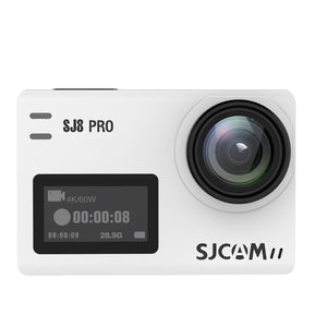 SJCAM SJ8 PRO 4K 60fps Action Camera Dual Screen Sport Camera DV EIS WiFi Ambarella H22 Chipset Small Box