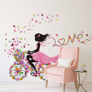 Novetly Wall Sticker Removable Waterproof For Room Decoration