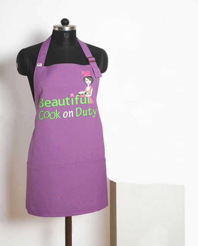BEAUTIFUL COOK KITCHEN APRON - Flickdeal.co.nz