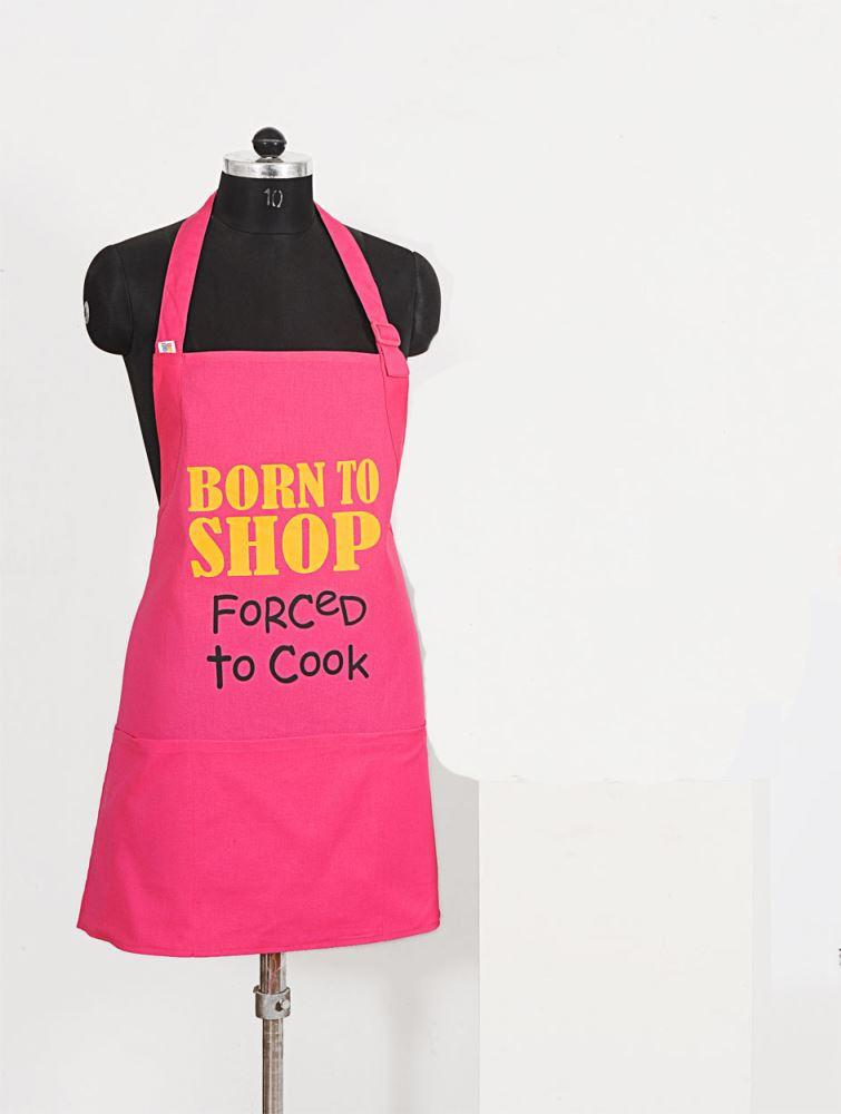 FORCED TO COOK APRON - Flickdeal.co.nz
