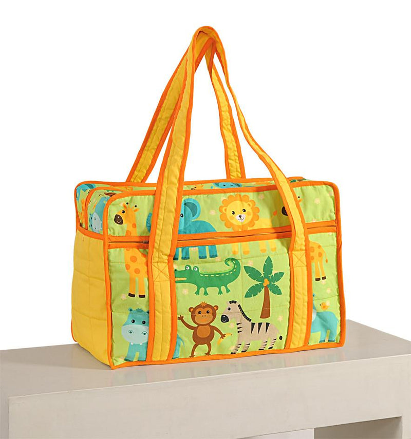 Nappy bag - Animal friends - Flickdeal.co.nz