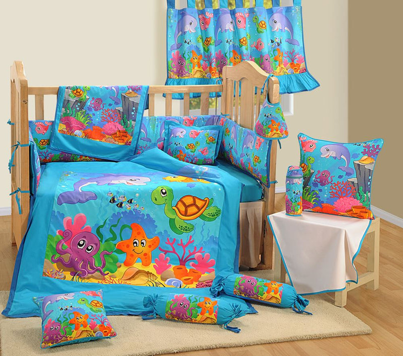 BABY QUILTS SET - SEA - Flickdeal.co.nz