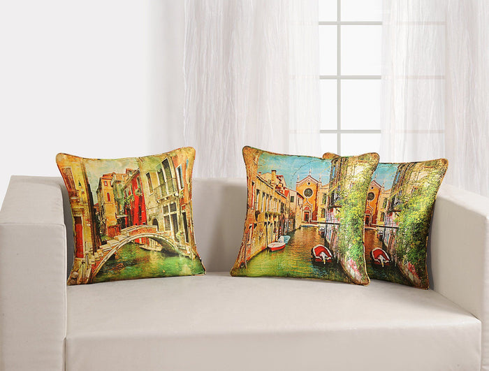 CANOPUS RIVER CUSHION COVER