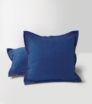 CANOPUS BLUE CUSHION COVER - Flickdeal.co.nz
