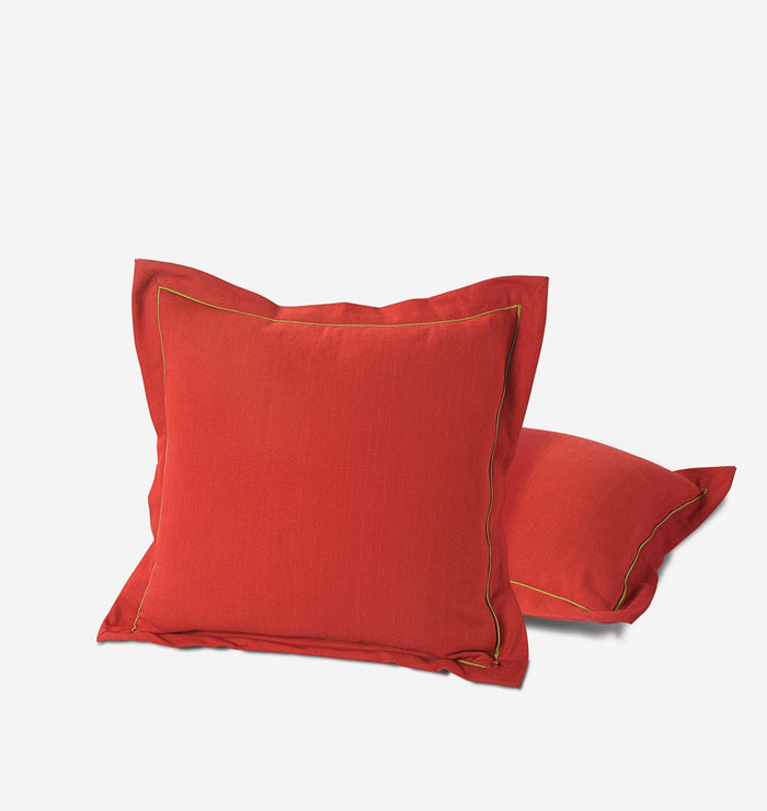 CANOPUS MAROON CUSHION COVER