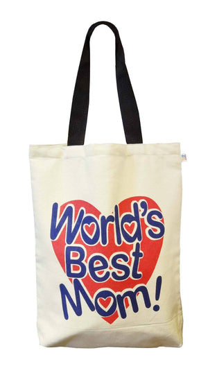 BEST MOM TOTE BAG - Flickdeal.co.nz