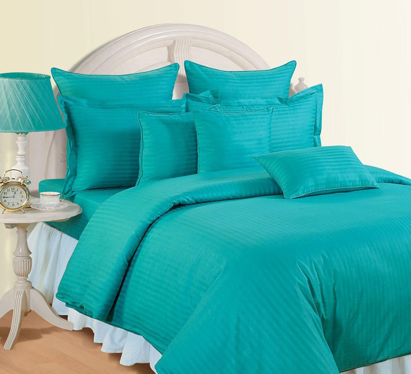 BLUE DESIGNER DUVET COVER SET - Flickdeal.co.nz