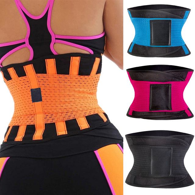 Fashion waist trainer body shaper Bodysuit Slimming Belt Shapewear women belt waist cincher corset