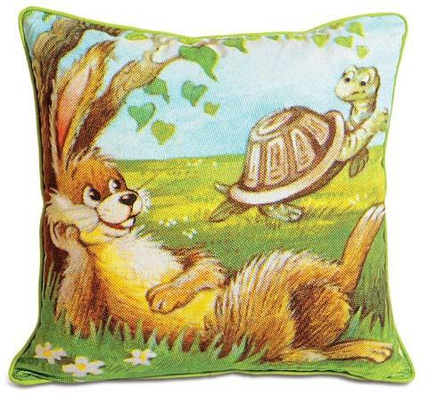 RABBIT KIDS CUSHION COVER
