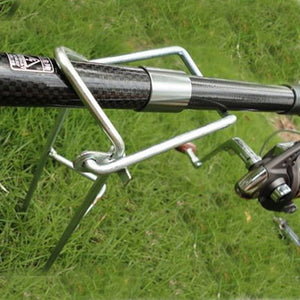 25CM Fishing Pole Stand Fishing Rod Support Fishing Rod Holder