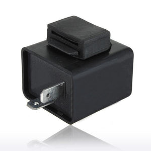 2 pin 12V  Motorcycle Bike Flasher Relay Resistor for Led Indicator