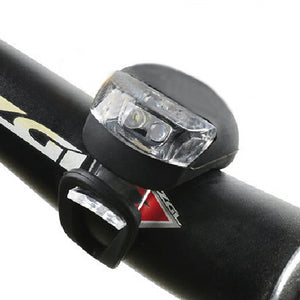 XANES TL15 Bicycle Light Waterproof Silicone LED Mountain Bike Light Flashlight