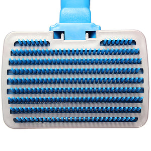 Pet Dog Cat Hair Fur Shedding Trimmer Grooming Rake Comb Brush