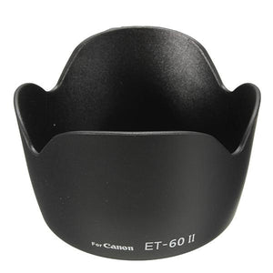ET-60 II Lens Hood For Canon EF75-300MM F/EF-S 55-250MM F/4-5.6 IS