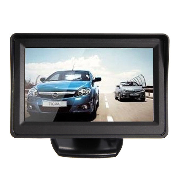 4.3Inch TFT LCD Car Rear View Monitor Reverse Camera