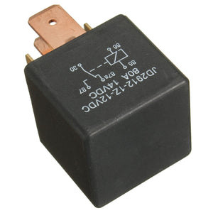 12V 5 Pin Automotive Relay 80A AMP Waterproof Van Boat Spot Lightt Changeover