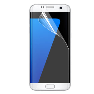 ENKAY PET Clear Not Full Screen Protector Film For Samsung Galaxy S7 Edge
