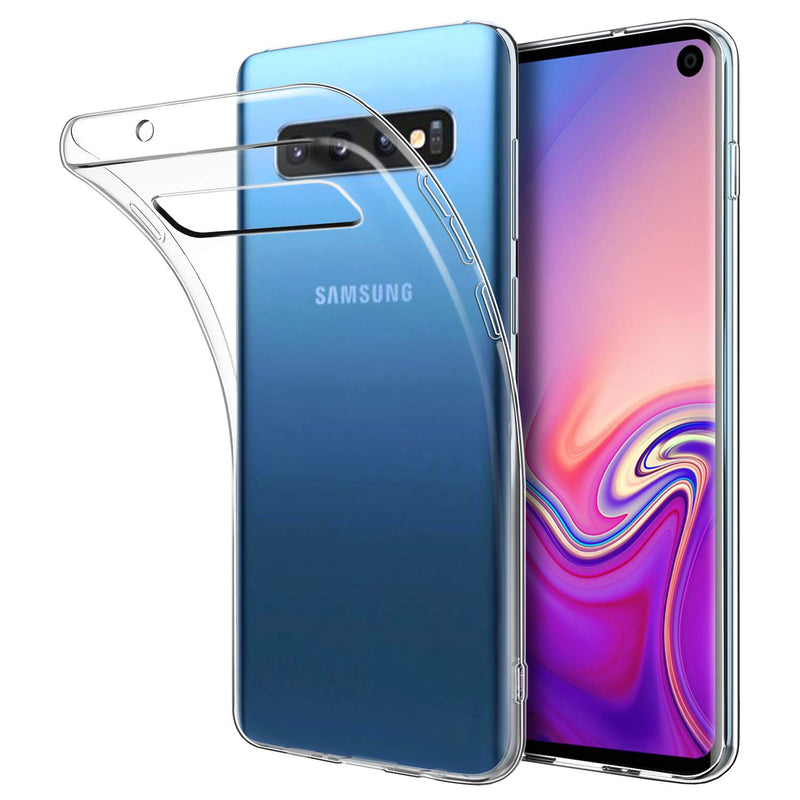 Bakeey Clear Protective Case For Samsung Galaxy S10 6.1 Inch Transparent Soft TPU Back Cover