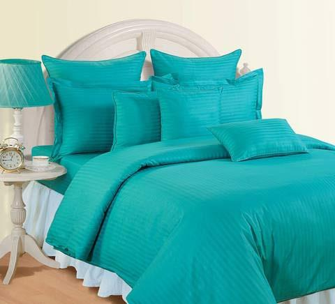 AQUA BLUE DUVET COVERS