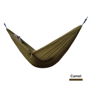 IPRee® 270x140CM Double Hammock 210T Nylon Hanging Swing Bed Outdoor Camping