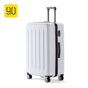 90FUN 20inch 24 inch Travel Luggage 100% PC Suitcase Spinner Wheel Carry on Storage Case from Xiaomi Youpin