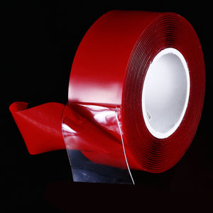 3m×10-30mm Vehicle Permanent Double Sided Sticker Adhesive Acrylic Foam Tape