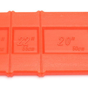 61x11.5cm Plastic Chain saw Bar Cover Guide Plate Cover For 038 044 046 MS440 MS460