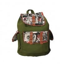 Cotton Backpack - BBACK3 - Flickdeal.co.nz