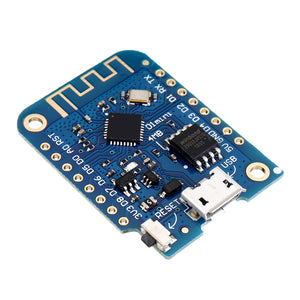 Geekcreit® D1 Mini V3.0.0 WIFI Internet Of Things Development Board Based ESP8266 4MB MicroPython Nodemcu Arduino Compatible