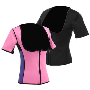 Slim Corset Waist Shaper Trainer Burn Fat Body Shaping Sport