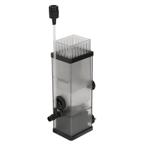 SUNSUN 5W 300L/H Surface Skimmer Aquarium Filter 450 L Pump Plant Freswater Marine Oil